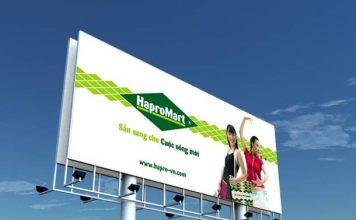 in biển quảng cáo tại Hà Nội