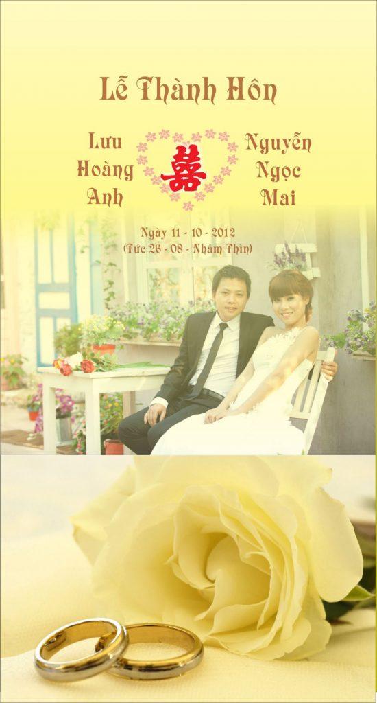 Mẫu phông cưới #9
